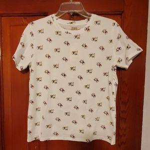 Bunny sushi tshirt